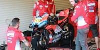 MotoGP-Wintertest in Jerez