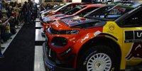 WRC-Präsentation 2019 Birmingham