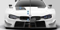 Vergleich: BMW M4 DTM 2018/19