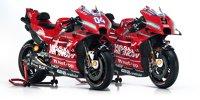 MotoGP 2019: Ducati zeigt die neue Desmosedici