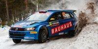 WRC Rallye Schweden 2019