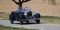 Porträt: Derby Bentley mit Brockman Karosserie