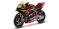Aprilia zeigt die MotoGP RS-GP für 2019