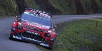 WRC Rallye Frankreich 2019