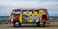 Der legendäre VW Light-Bus