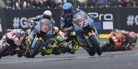 Moto2 in Le Mans