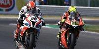 Superbike-WM in Misano
