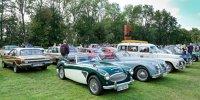 Motorworld Oldtimertage Fürstenfeld -  der Szenetreff für die ganze Familie