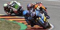 Moto2 auf dem Sachsenring