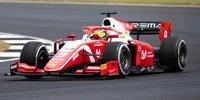 Formel 2 in Silverstone