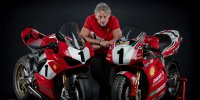 Tribut an die 916: Ducati V4S Carl Fogarty Edition