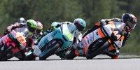 Moto3 in Brünn