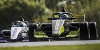 W-Series in Brands Hatch 2019