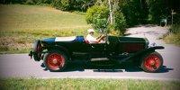 Rolls-Royce Phantom Barker 1926