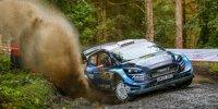WRC Rallye Großbritannien 2019