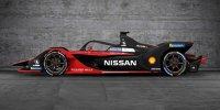 Nissan-Design für die Formel E 2019/20
