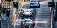 GT-Weltcup 2019 in Macau