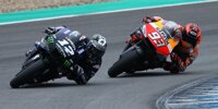 MotoGP-Test in Jerez