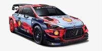 Hyundai: WRC-Präsentation 2020