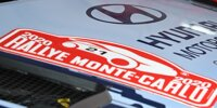 WRC Rallye Monte Carlo 2020
