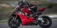Superbike-Wintertest in Portimao