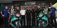 MotoGP 2020: Petronas-Yamaha zeigt die neue Lackierung