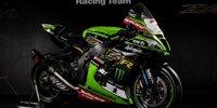 Kawasaki zeigt die 2020er-Ninja von Jonathan Rea