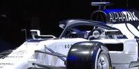 Formel-1-Autos 2020: Design-Präsentation AlphaTauri