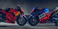 MotoGP 2020: KTM zeigt seine Bikes für die neue Saison