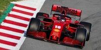 Formel-1-Testfahrten in Barcelona