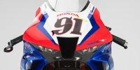 WSBK 2020: Honda präsentiert die neue Fireblade