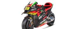 MotoGP 2020: Aprilia zeigt die brandneue RS-GP