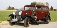 US-Oldtimer Nash: Statussymbol der 30er Jahre