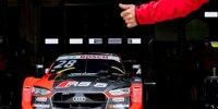 DTM-Test auf dem Nürburgring
