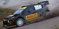 Pirelli-Testfahrten auf Sardinien