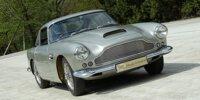 Fast wie Bond: Der Aston Martin DB4