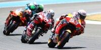 MotoGP in Jerez 1