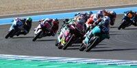 Moto3 in Jerez 1