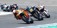 Moto2 in Jerez 1
