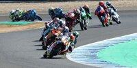 Moto3 in Jerez 2