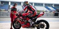 Superbike-WM in Jerez