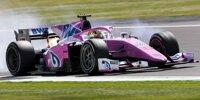 Formel 2 2020: Silverstone 1