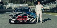 BMW M4 GT3 aus allen Perspektiven