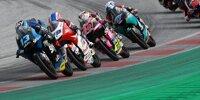 Moto3 in Spielberg 2