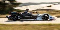 Pascal Wehrlein erstmals im Porsche 99X Electric