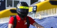 Formel 2 2020: Monza