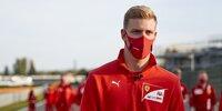 Ferrari-Juniorentest mit Mick Schumacher