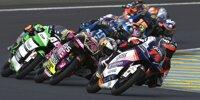 Moto3 in Le Mans