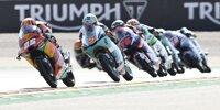 Moto3 in Aragon 1