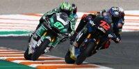 Moto2 in Valencia 1